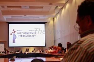 Brazil`s Democracy at Risk.. Photo Niyi Fote