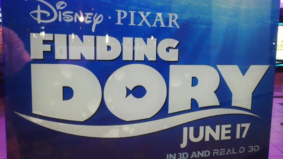 """Finding Dory"" Movie June 17- Can`t Miss it"