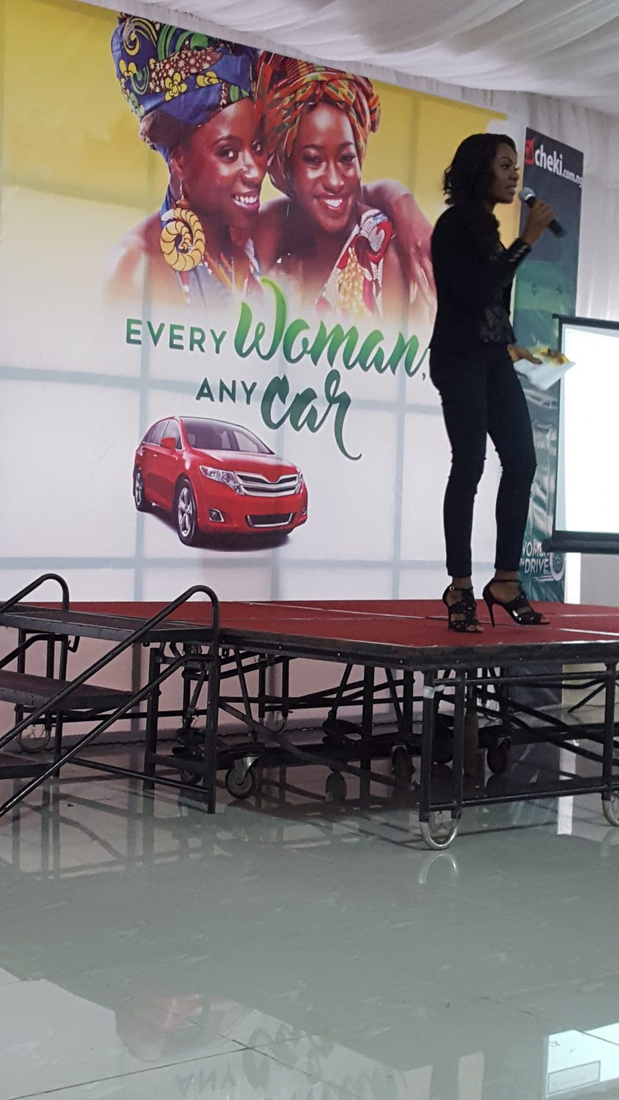 Every Woman Any Car -Nigeria