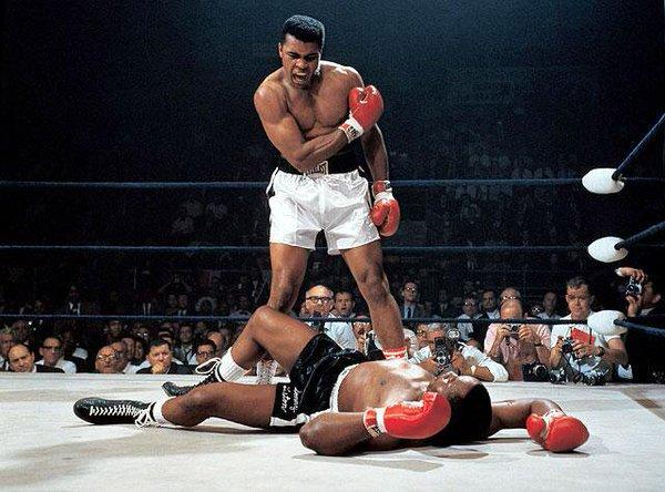Muhammad Ali is dead aged 74