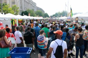 1st Grace Jamaican Jerk Festival in Washington DC-Photos Niyi Fote