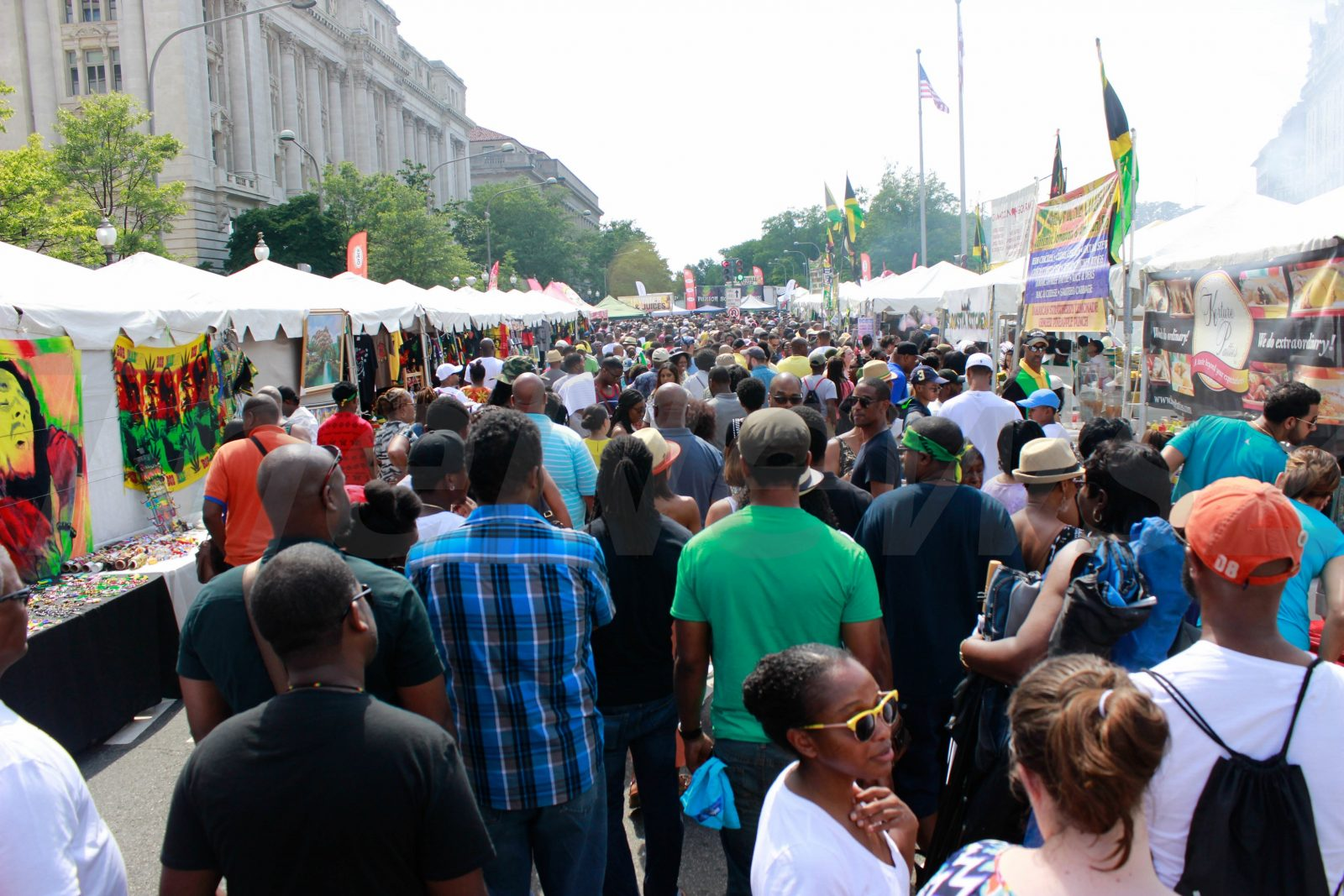 1st GRACE JAMAICAN JERK FESTIVAL IN WASHINGTON DC