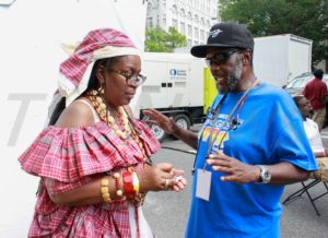1st Grace Jamaican Jerk Festival in Washington DC--Photo Niyi Fote