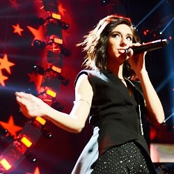 "CHRISTINA GRIMMIE of ""The Voice USA"" was shot and died this Saturday morning"