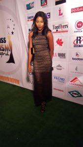 Miss Tourism Nigeria. Photos:Adetoun Adenigbagbe