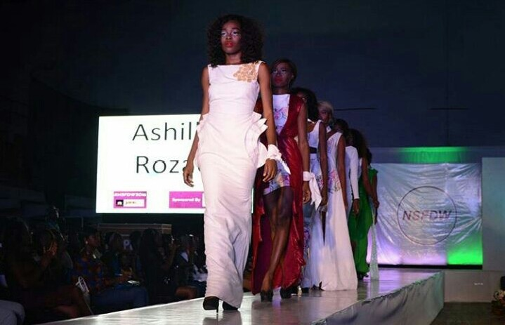 NIGERIAN STUDENT FASHION DESIGN WEEK 2016
