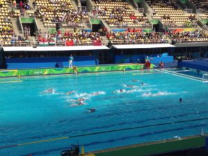 Female Water Polo-Rio 2016 Photos -Carolina Aguiar