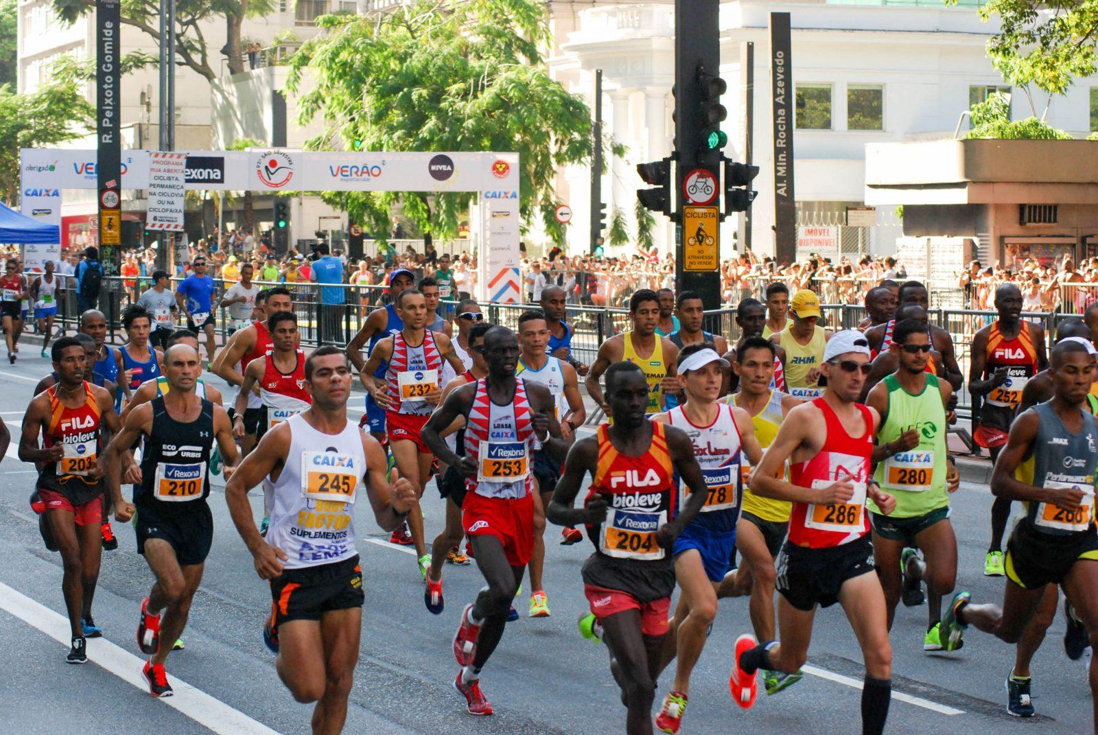 92 Sao Silvestre International Marathon-Sao Paulo