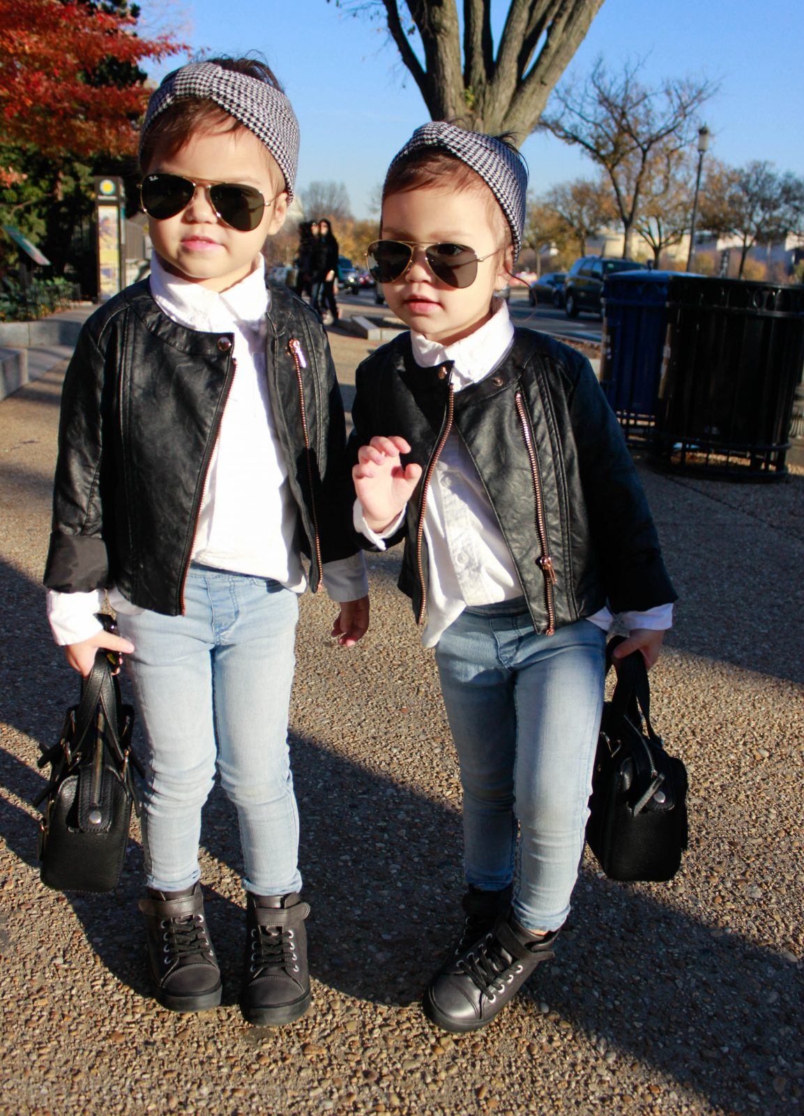 Meet Isa & Lira-The Best Baby looks in Washington DC