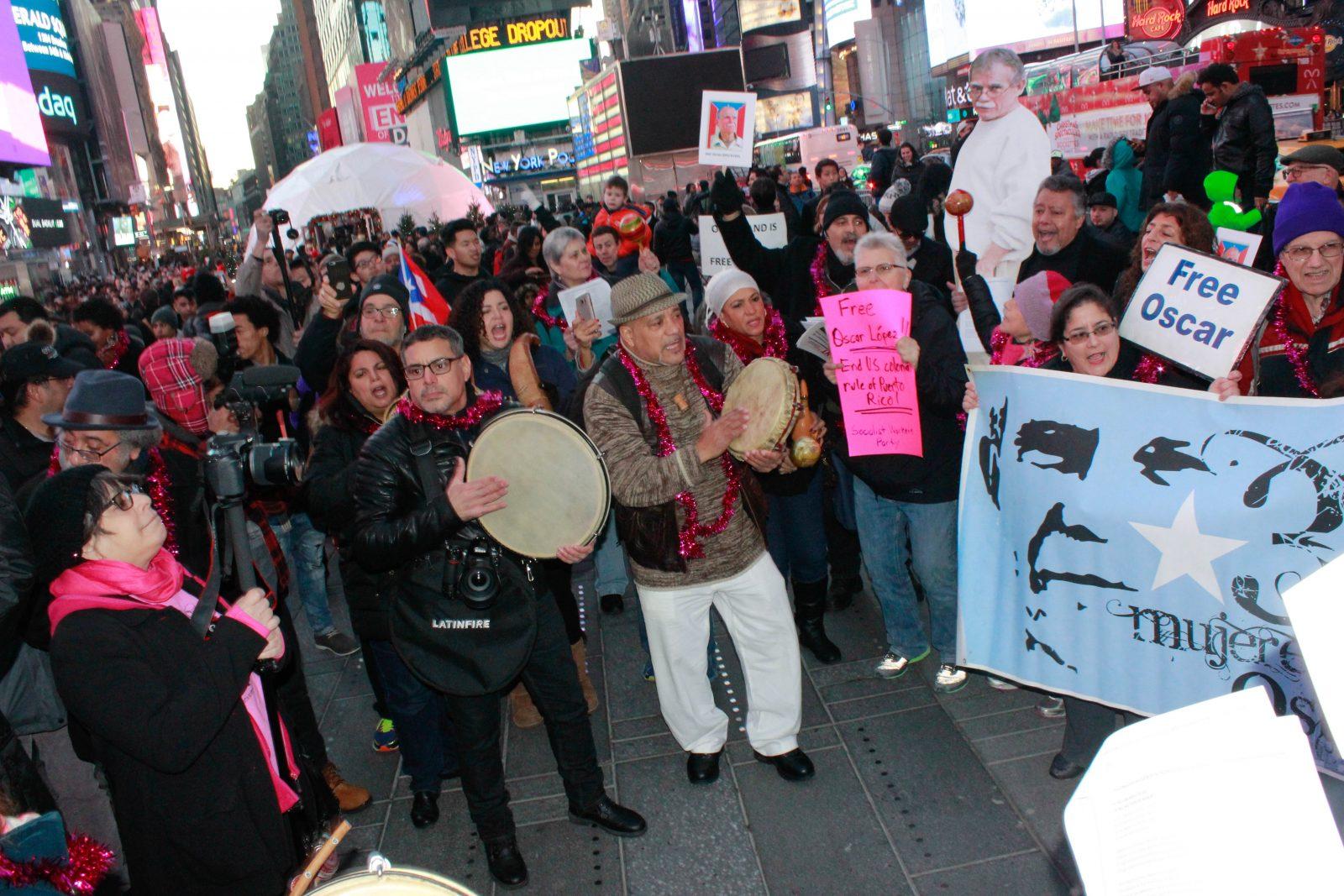 """""""Free Oscar Lopez Rivera"""""""