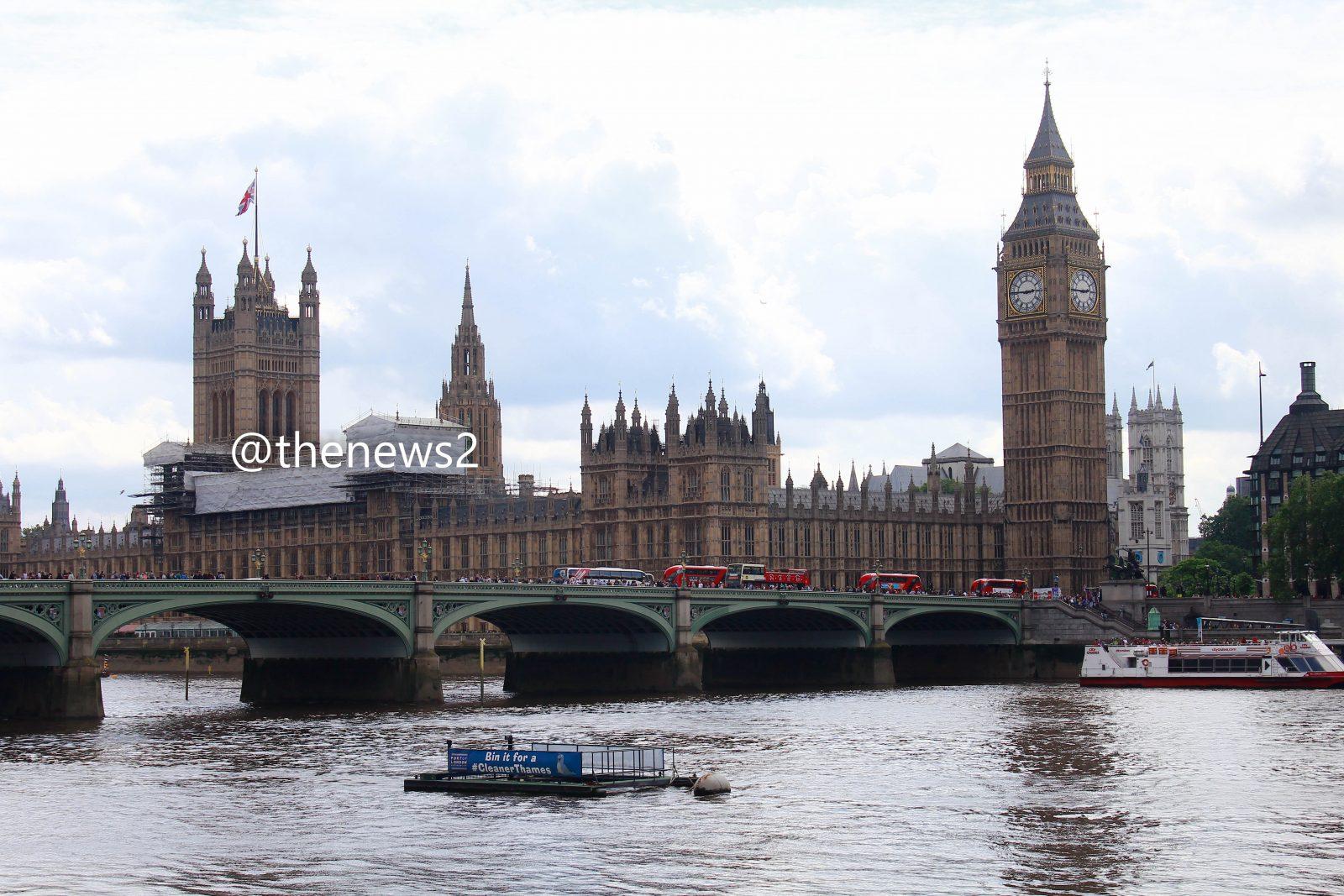 Deadly Terrorist Attack In London