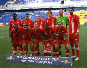 Canada Soccer Team
