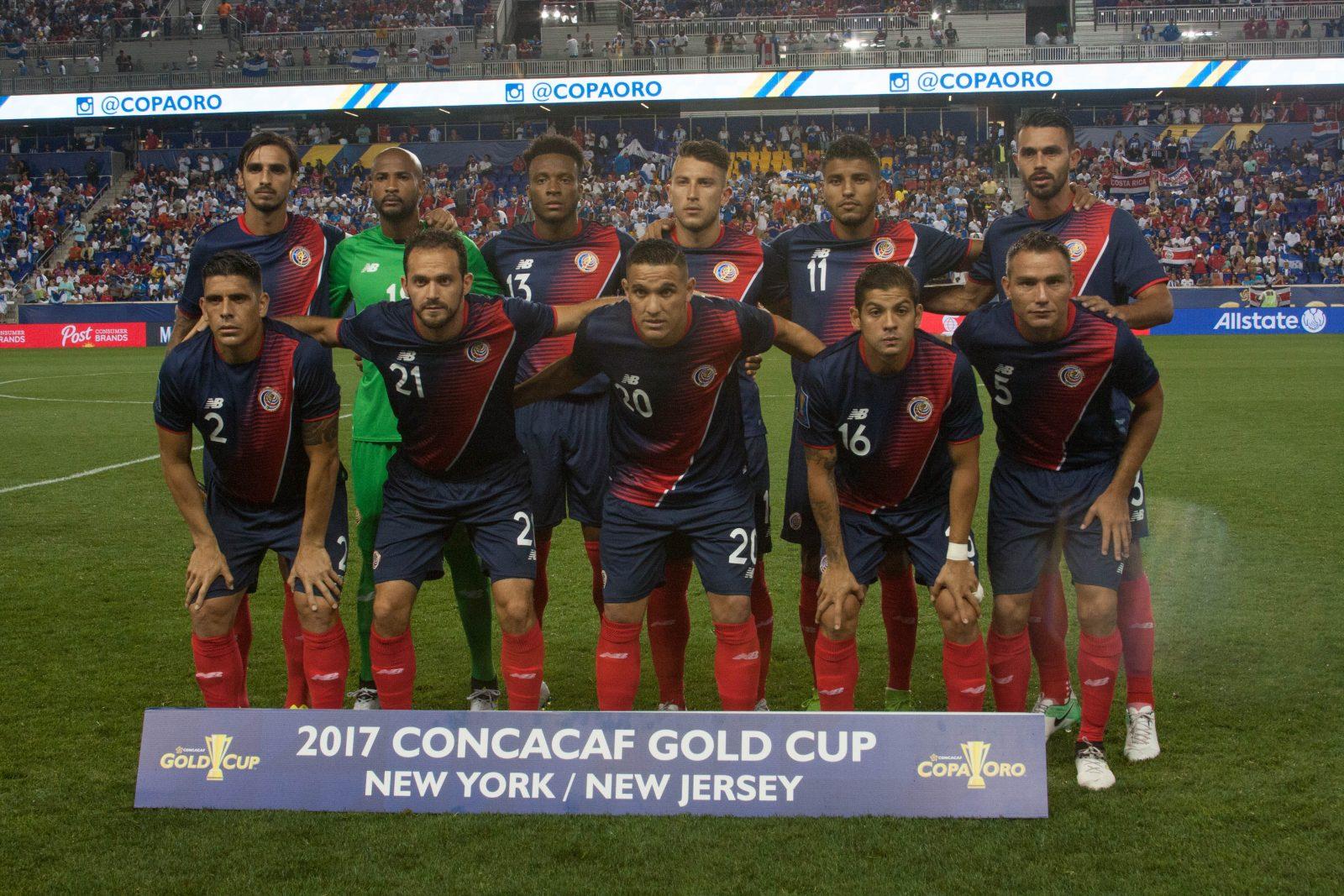 Honduras 0-Costa Rica 1-Gold Cup 2017