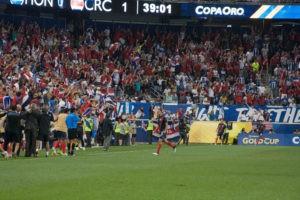 Goal of Costa Rica