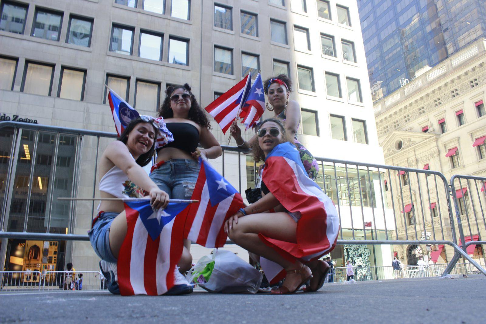 Puerto Rican day Parade-New York