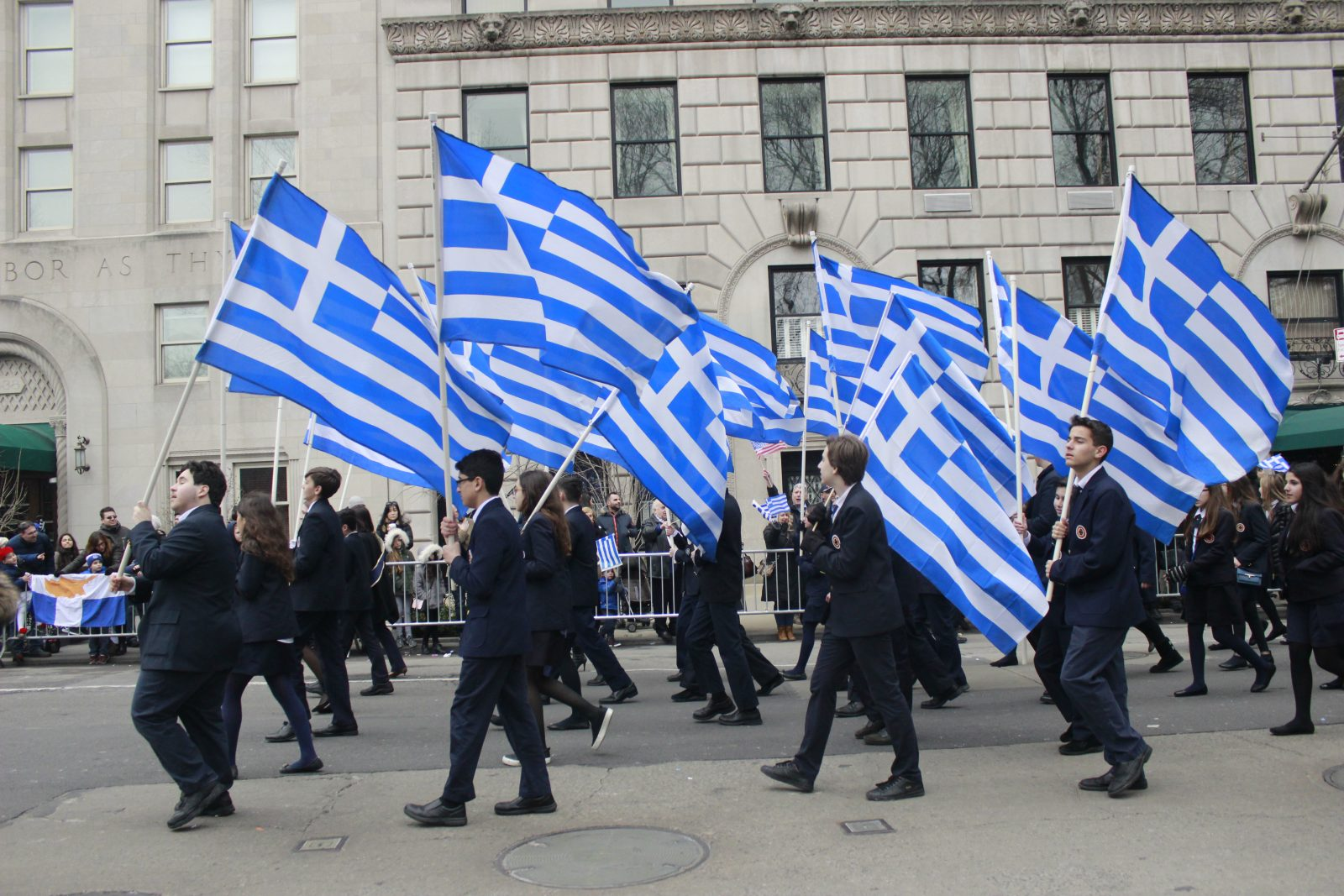 Greek Independence Day in New York
