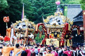 Japanese Festival :Himeji/Hyogo pref ecture