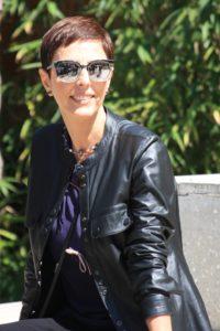 Lilian Pacce-Brazilian Famous Fashion Consultant/Writer/Jornalist