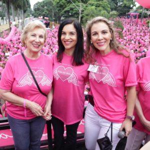Lu Alckmin-1st lady of Sao Paulo with Fernanda (Right)