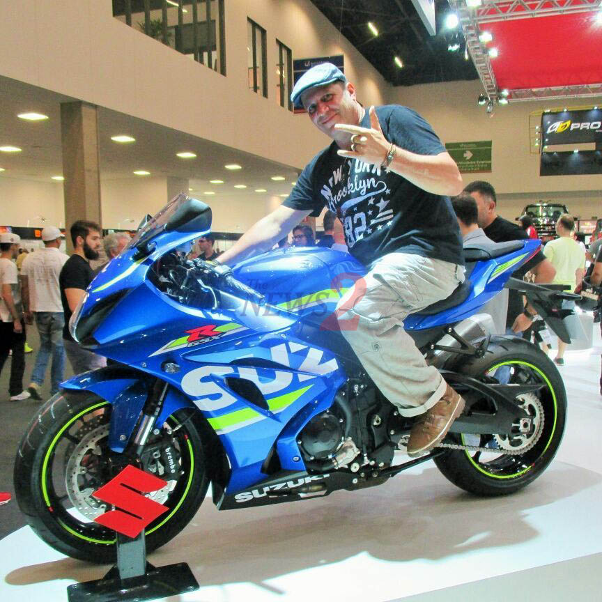 Motorcycle Event-Salao Duas Rodas-2017 -Sao Paulo