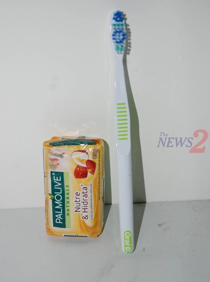 Palmolive & Oral B- Perfect Hygienic Couple