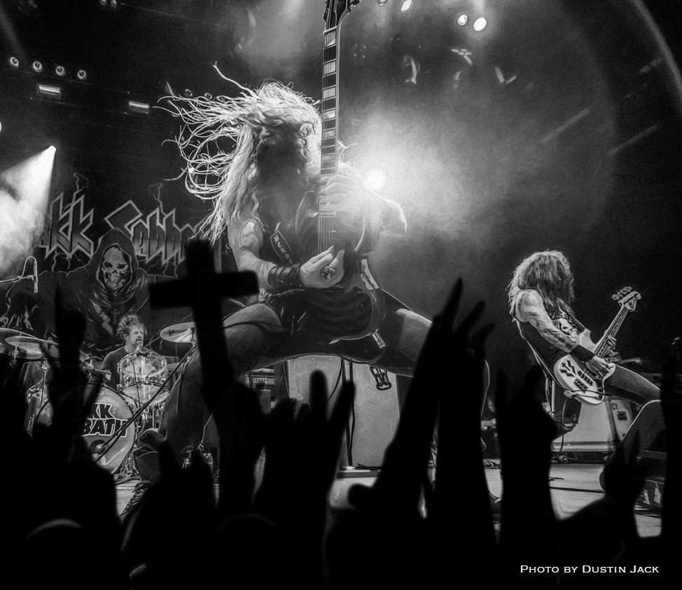 Zakk Sabbath in Brazil and Latin America