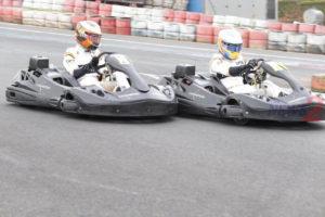Stoffel Vandoorne & Fernando Alonso