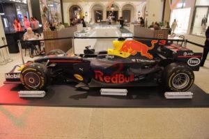 Daniel Ricciardo`s Race Car