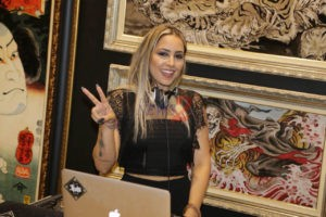 DJ Tricia Fox