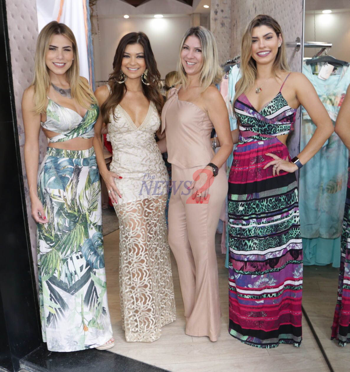 Official launching of the collection Resort Libertá Closet By Amanda Françozo