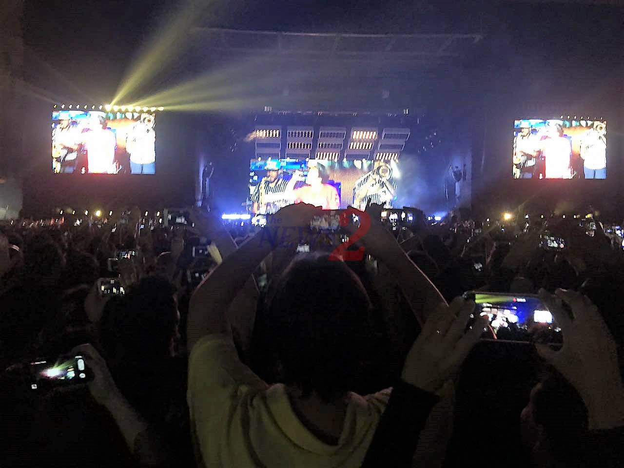 Bruno Mars – 24k Magic World Tour – São Paulo 2017