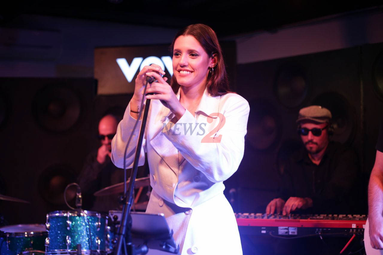 Tassia  Holsbach-Pocket Show at Vevo-Sao Paulo