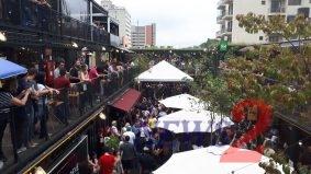Street Carnival 2018-Brazil