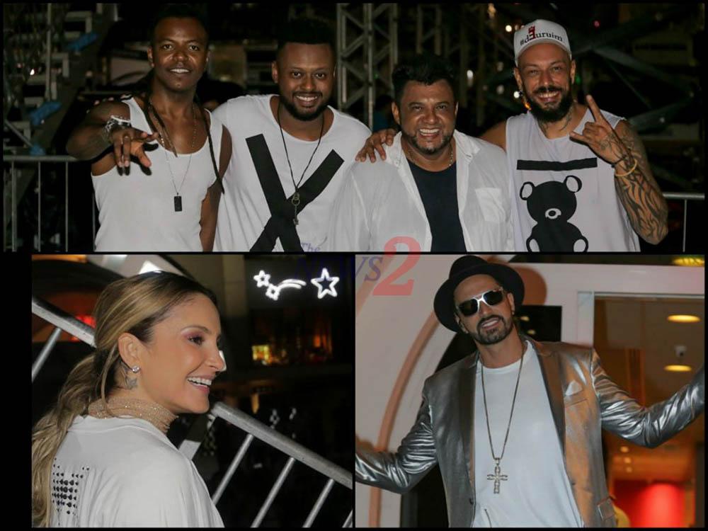 The unforgettable show at Reveillon Na Paulista-Brazil