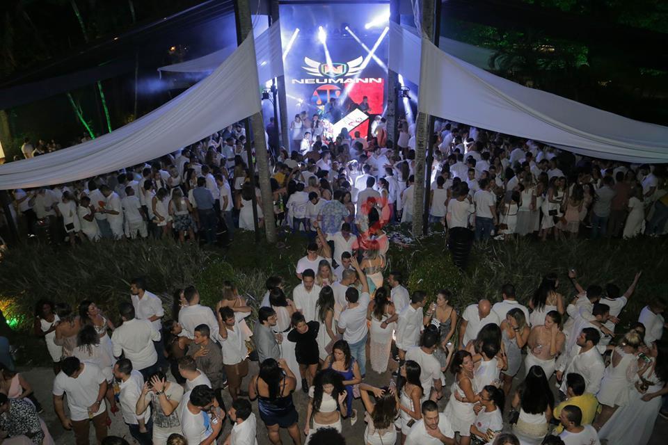 Reveillon Premiere  at Casa Miracolli-Sao Paulo