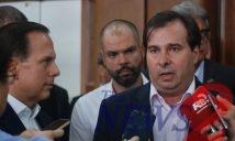Rodrigo Maia & Joao Doria talk about Political Reforms -Brazil