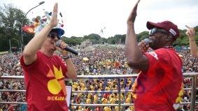 Carnival-Mono Bloco 2018