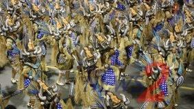 Beija Flor won Carnival 2018-Rio de Janeiro