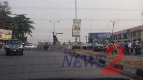 The City Of Ibadan-Nigeria