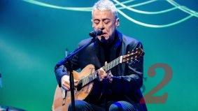 Chico Buarque Sings at Tom Brasil-Sao Paulo