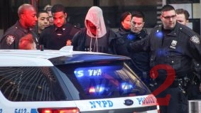 Police Arrested A Suspect in New York