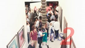 A New Art Gallery- Emma Thomas opened in Sao Paulo