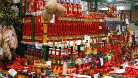 Municipal Market Curitiba (Brazil) at a Glance.