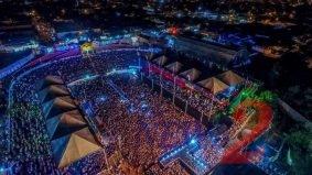 Rodeio de Mirassol foi recorde de público com Marília Mendonça apresentando 3 horas de show