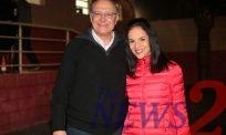 Geraldo Alckmin,Brazilian Presidential Candidate, visits 32nd Rodeo in Americana