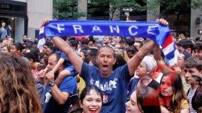 France-Champion FIFA World CUP 2018