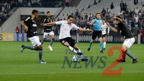 Corinthians 2 vs Botafogo 0
