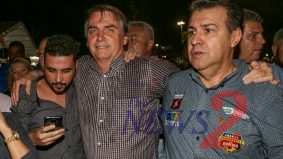 Jair Bolsonaro -One Of The Brazilian Presidential Candidate,Stabbed