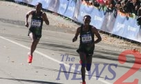 Africans Win New York Marathon 2018