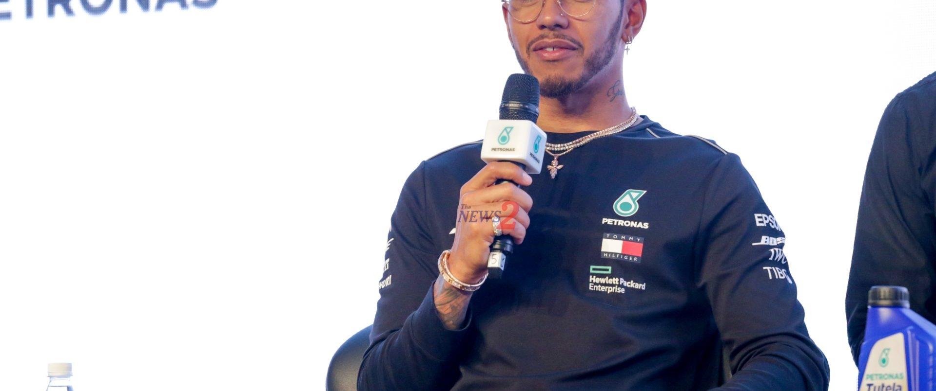 Lewis Hamilton – 5 Times Formula 1 World  Champion